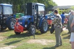 Kistraktor és tartozékai